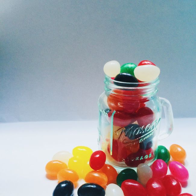 Candy Sweets Colors Jellybean