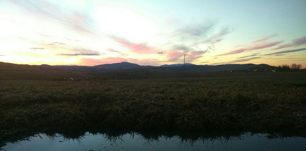 Beautiful view? Sunset Taking Photos Mobilephotography Hello World EyeEmSerbia Alexandracubrak