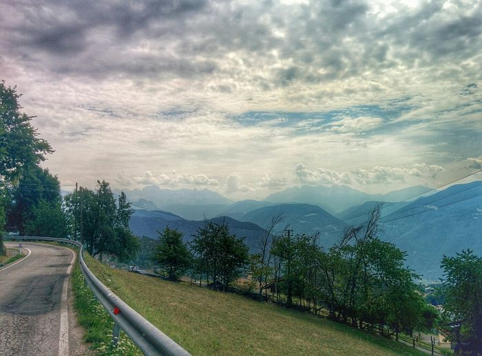 Taking Photos Hdr_Collection HDR Mountains Mountain_collection Clouds And Sky Dolomiti
