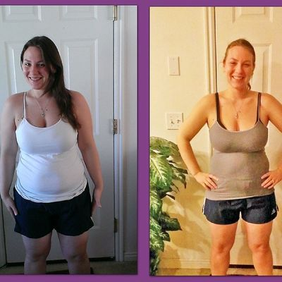 "7 lbs and 6"" in 7 Days!!!! Anewyoustartshere GetFit INNUTRA Quick7"
