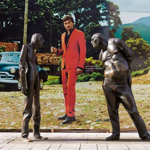 Trio, Duesseldorf, Germany City Duesseldorf Düsseldorf Standing Statue TakeoverContrast