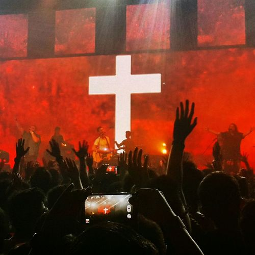 Hillsong Hillsongworship Hillsongworshipconcert2015 Noothername Cross Jesus Worship Night Worship Worshipper The Fan Club