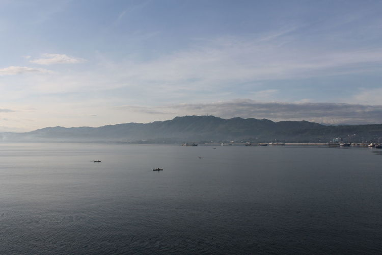 Ocean Sea Views Sky Seas View