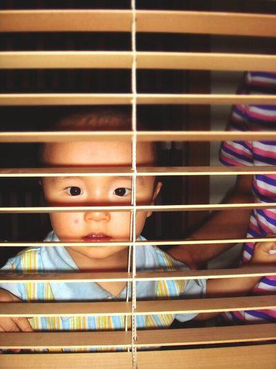 Eyes~Les yeux (眼睛) Boy Indoors  Guangzhou China People Eyes