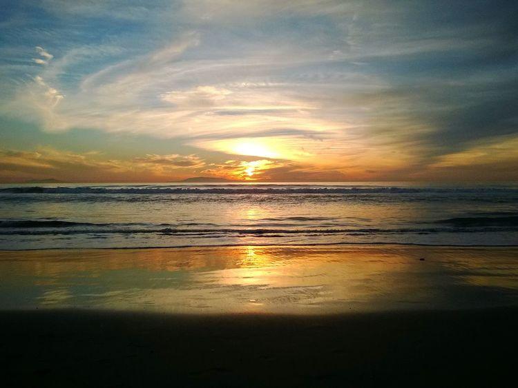 a classic :)) Sunset Beach Noedit NoEditNoFilter Nokia  Nokia920