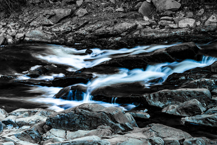 Rock Rock - Object Solid Motion Water No People Beauty In Nature Long Exposure Scenics - Nature Nature Flowing Water Waterfall Flowing Environment Day Non-urban Scene Tranquility Outdoors Cold Temperature Stream - Flowing Water Power In Nature Purity A New Beginning Capture Tomorrow