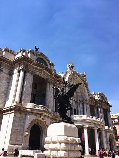 Architecture Mexico City