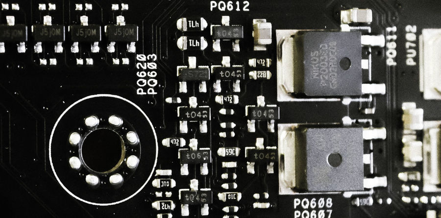 Board Chip Close-up Communication Component Computer Computing Control Digital Electrical Equipment Electronic Hardware Information Macro Microcircuit Motherboard Motherboard. Printed Repair Technology Text