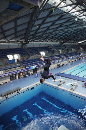 Fearless Athlete Athletics Diving Japan Jump Man Swimming Dive Diver Divestreetphotography Divingphotography Men Pool Strong Swim Swimming Pool