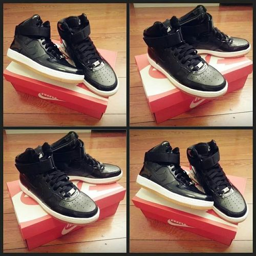 Love♡ Nikeairforceone MyBABiES Nike LoveSneakers Shoes Nikeair Love Fashion