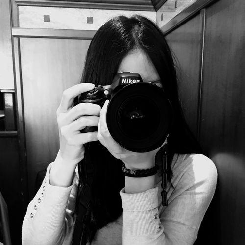 Taking Photos Photographer Camera Nikon That's Me Hi! Photography Black And White