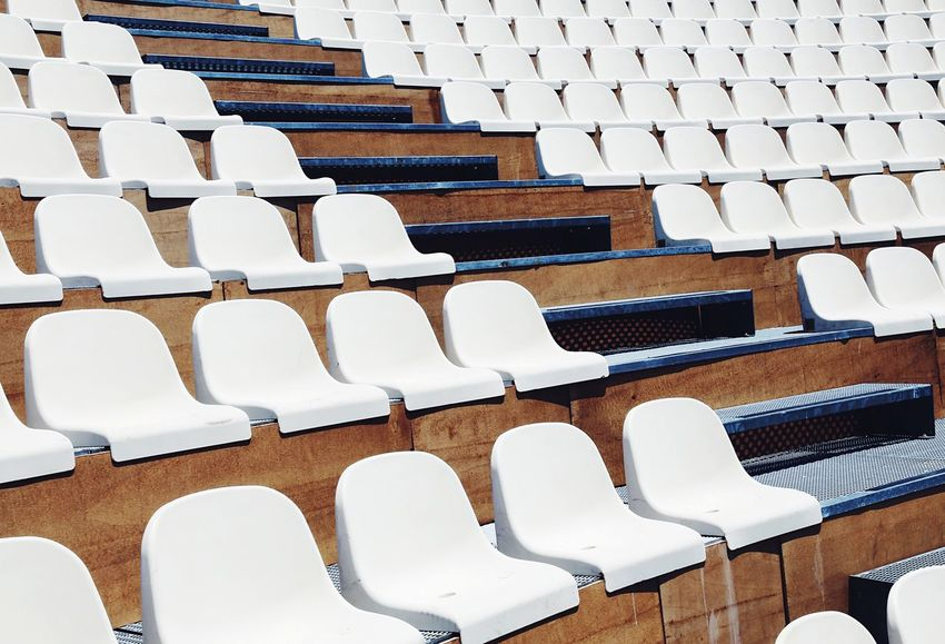 Chair Education In A Row Seat Auditorium Empty Classroom Learning Lecture Hall Arts Culture And Entertainment Ceremony High School No People Indoors  Day Seats Free Minimalism Minimal