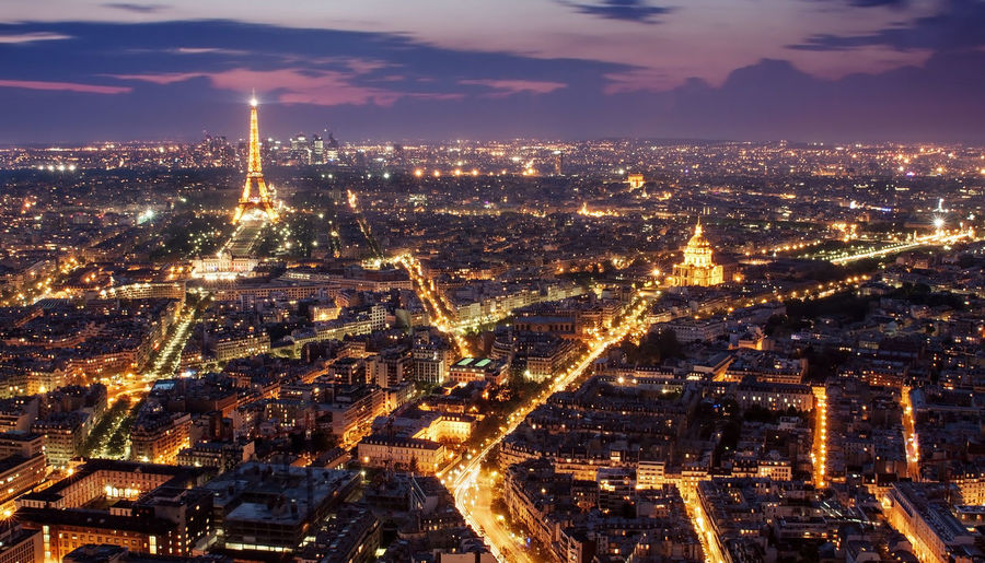 Paris from