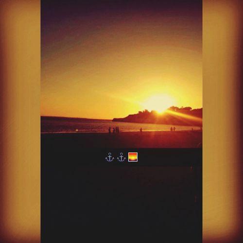 Relaxing Beach Sunrise Beautiful ?? First Eyeem Photo