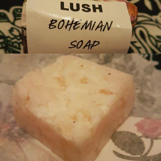 Lush Lush Cosmetics Lush Soap Soap Bohemian Bohemian Soap