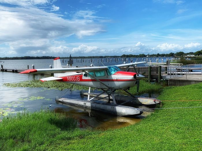 Water plane in