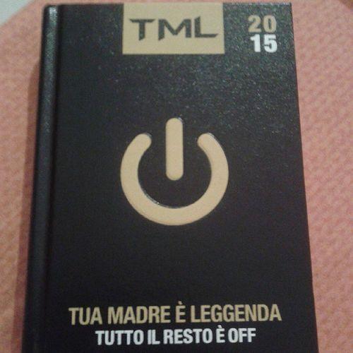 Eccolo finalmente mioo diario Tmlplanet