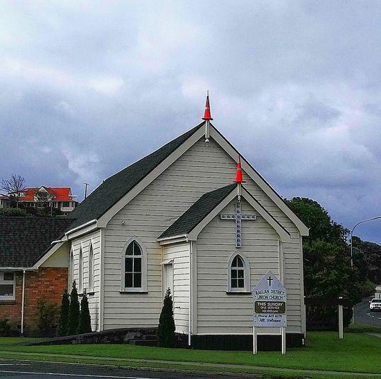 Church Road Cones Architecture