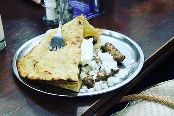 Memories Sarajevo Crazy '11 Bascarsija Food Joy Happy Cevapi