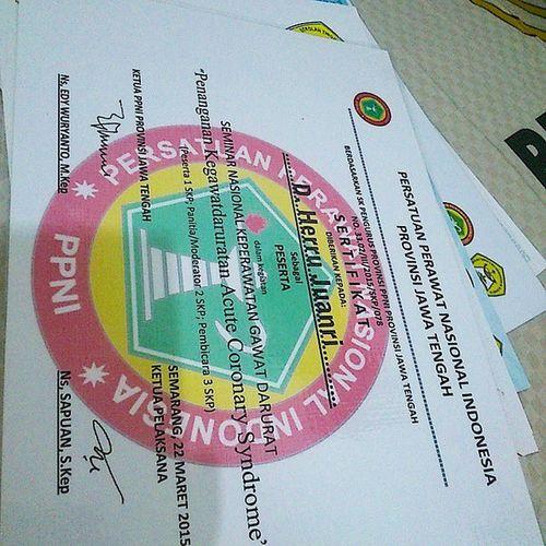 SKP Seminar Gawat Darurat Rajin ikut seminar latepost