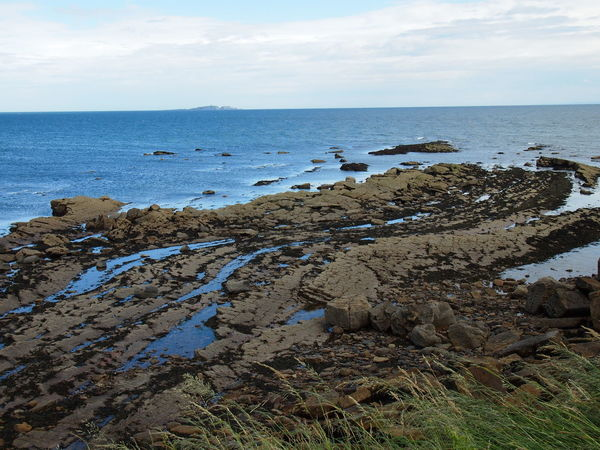 Nature Reflection Scotland Anstruther Beauty In Nature Day Horizon Over Water No People Outdoors Pebbles And Stones Sea Sky Tranquility