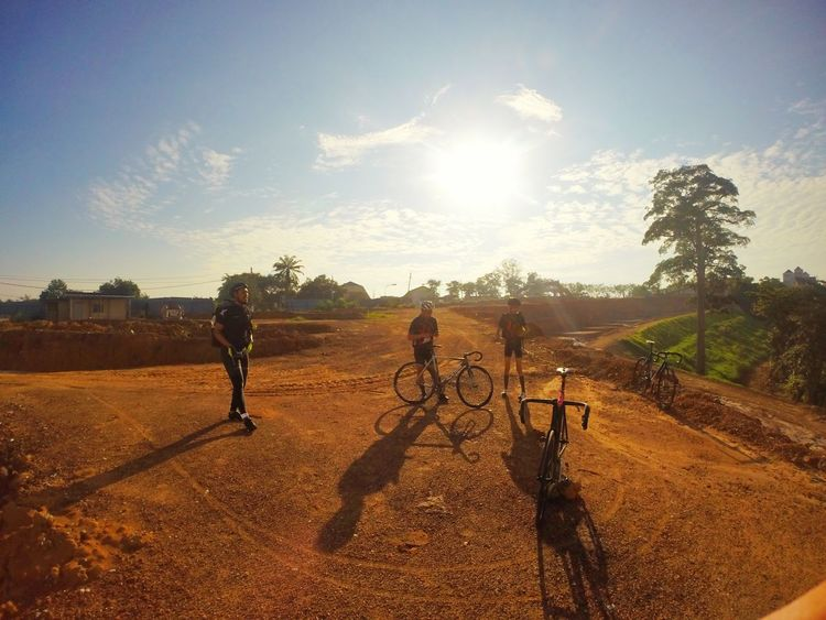 Totally Worth It Morning Ride  Fixed Gear GoPro Hero3+