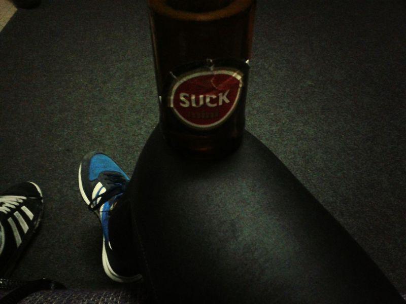 Super Bock / Suck Mini