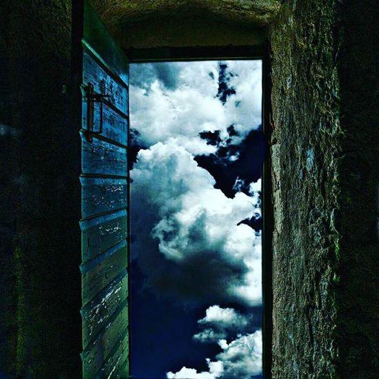 Skyway Door Cloud Picoftheday Picsart MyEditing