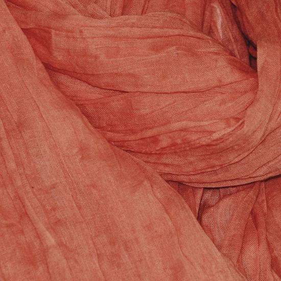 Coral By Motorola Scarf Fabric Texture Woven