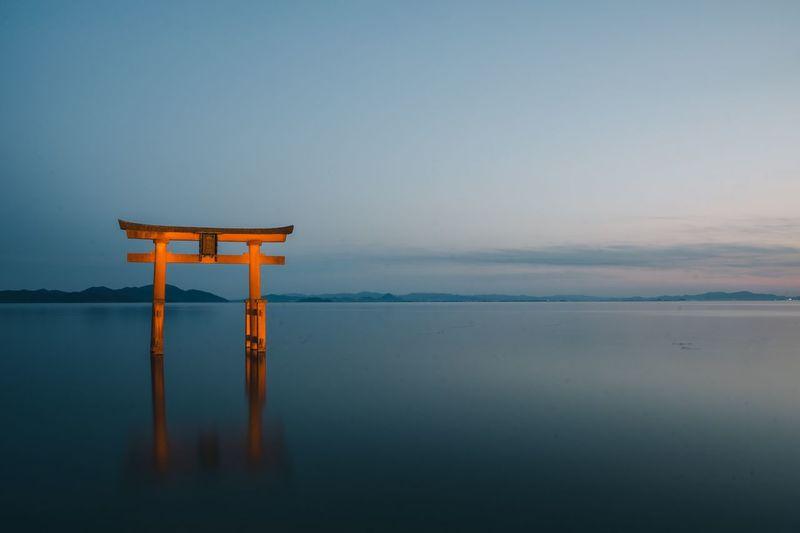 Zen Water Sea