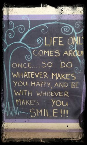 Love it! Inspirational Smile Lessontoliveby