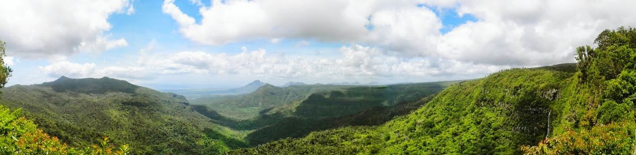 Panorama Landscape Nature The EyeEm Facebook Cover Challenge My Favorite Photo Mauritius Island