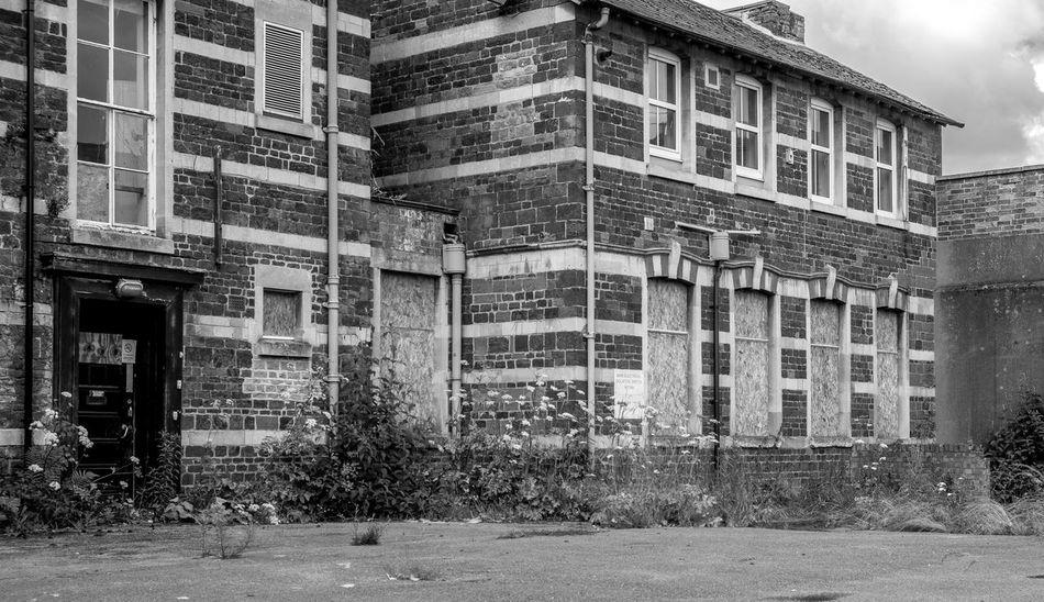Saint Heliers, High Street, Wellingborough, Northamptonshire Northamptonshire Wellingborough Monochrome FUJIFILM X-T10 Black And White Architecture Derelict