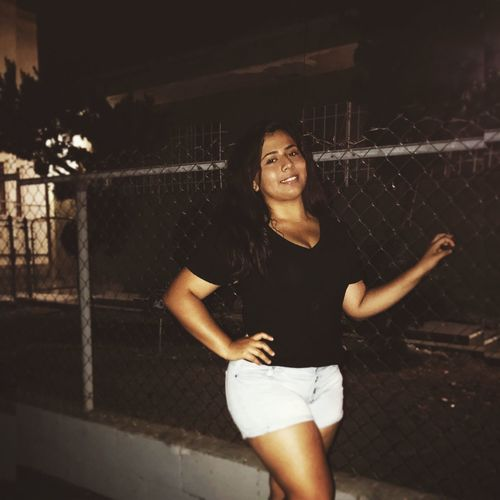 Summer Nightvibes Hotnight 2017 Shorts Curly Hair Pielmorena Trigueña I'm Back La