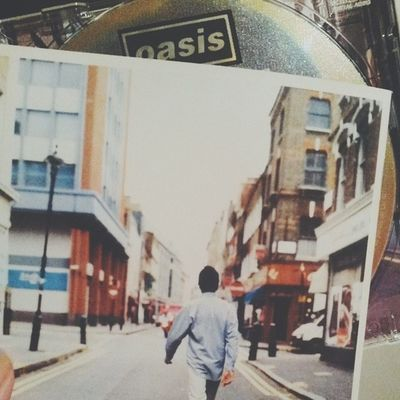 (What's the story) Morning Glory? ? ? Oasis Wtsmg Vscocam