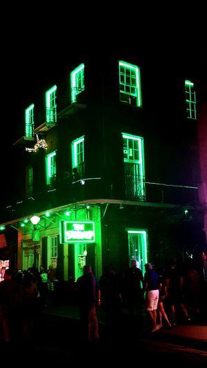 The Swamp NOLA New Orleans Burbon Street