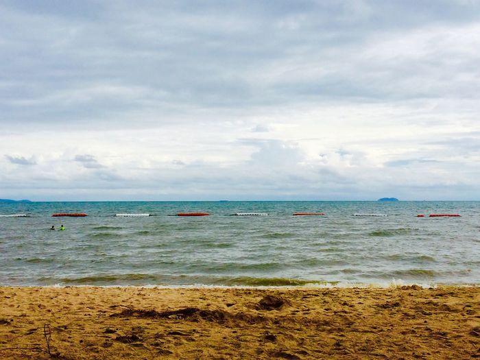 Sky Sea Beach Water Day