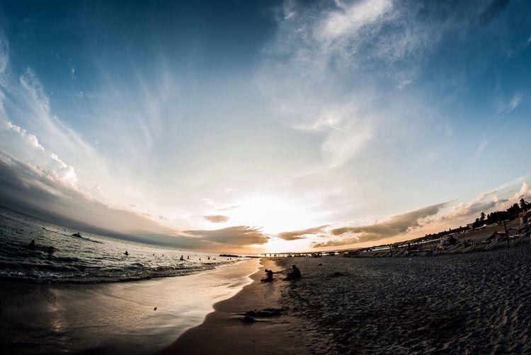 The EyeEm Facebook Cover Challenge Playa El Yaque, Venezuela Sunset beach