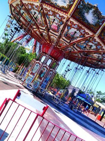 TakeoverContrast Argentina Tigre SillasVoladoras Parque De La Costa Parque De Atracciones Park Game Flying Chair
