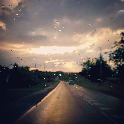 Rainy Day Rain Beautiful Nikon Road trip london Coventry