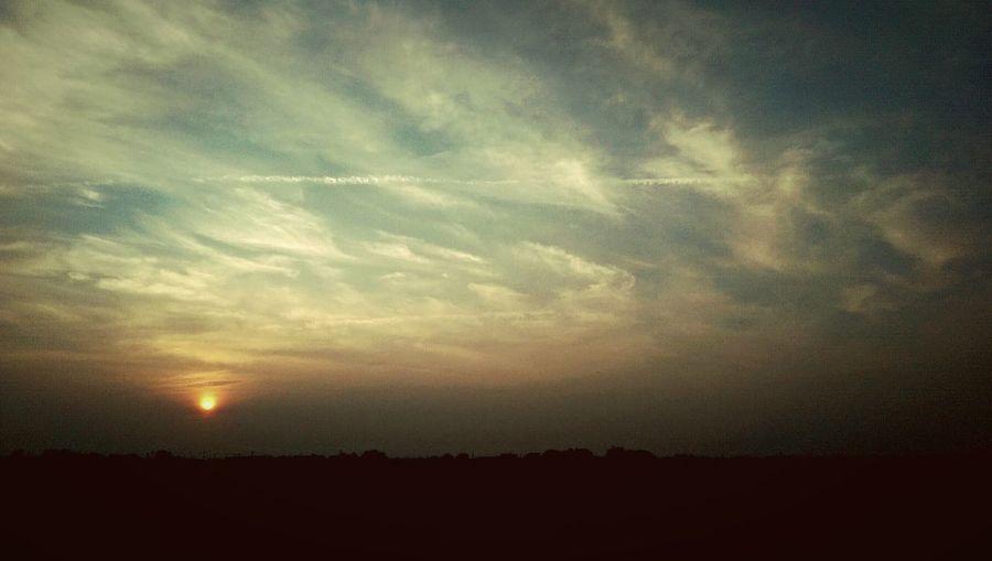 ㄧ種追著日落的感動~