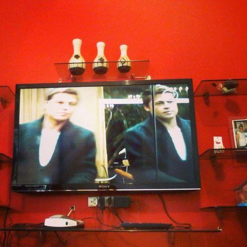 Brad Pitt a delícia da minha tarde Kjutarada Kjusafada Kjuquerendoessegato