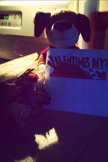 Valentine's Present From My Valentine