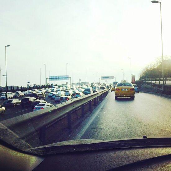 E5 Trafik