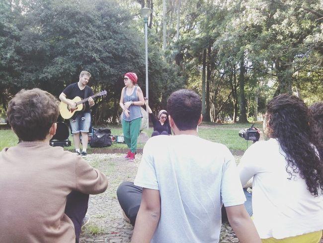 Redenção Porto Alegre A Gente Nos