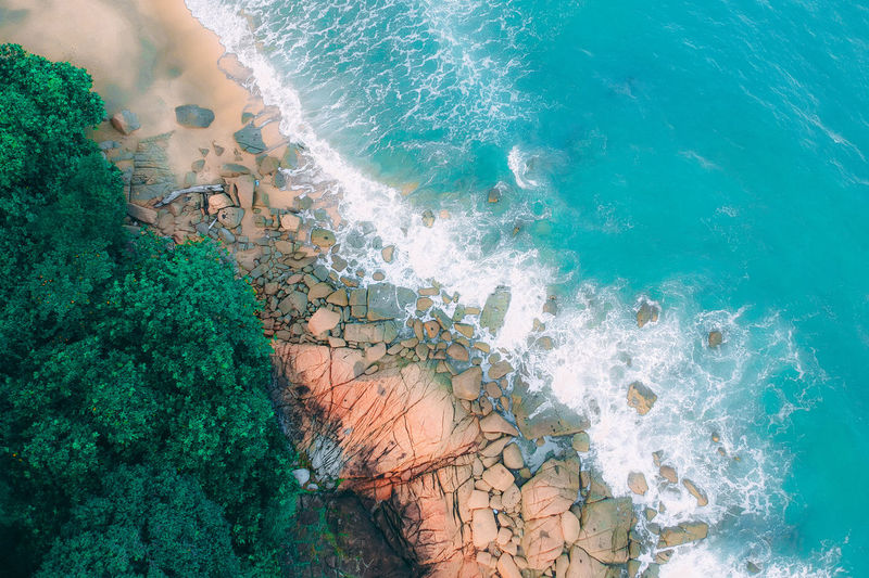 DCIM/100MEDIA/DJI_1261.JPG Water Sea Nature Sport Motion Aquatic Sport High Angle View No People Wave Beauty In Nature Day Outdoors Scenics - Nature Land Beach Pool Blue Swimming Pool Turquoise Colored Breaking Power In Nature