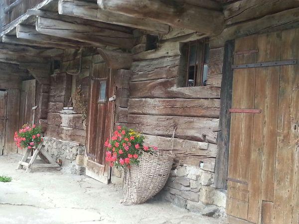Old house Houses Mountains Sauris
