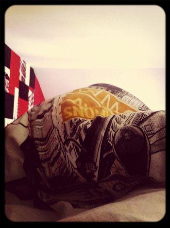 My bed ❤️ Hi!