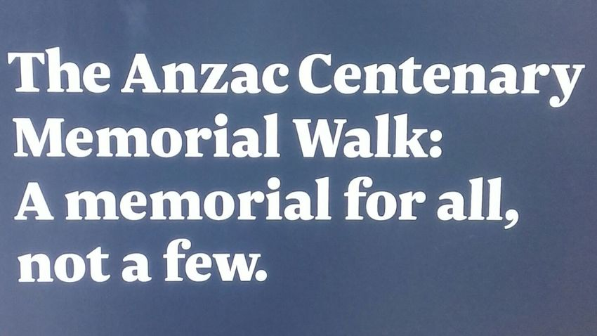 Anzac Centenary Memorial Walk Signs & More Signs Sign Signporn Signs Signstalkers SIGN. Warmemorial Anzaccentenarymemorialwalk War Memorial City Of Adelaide LEST WE FORGET The ANZACS Anzacs The ANZACS ANZAC Anzac Day Anzacday Adelaide Signs_collection Signs, Signs, & More Signs SIGNS. Sign, Sign, Everywhere A Sign War Memories Signs Signs Everywhere Signs SignSignEverywhereASign