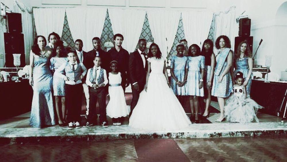Family Weddingday  Enjoying Life Beautful